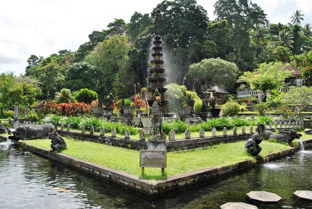Tirta Gangga-Top Bali trip