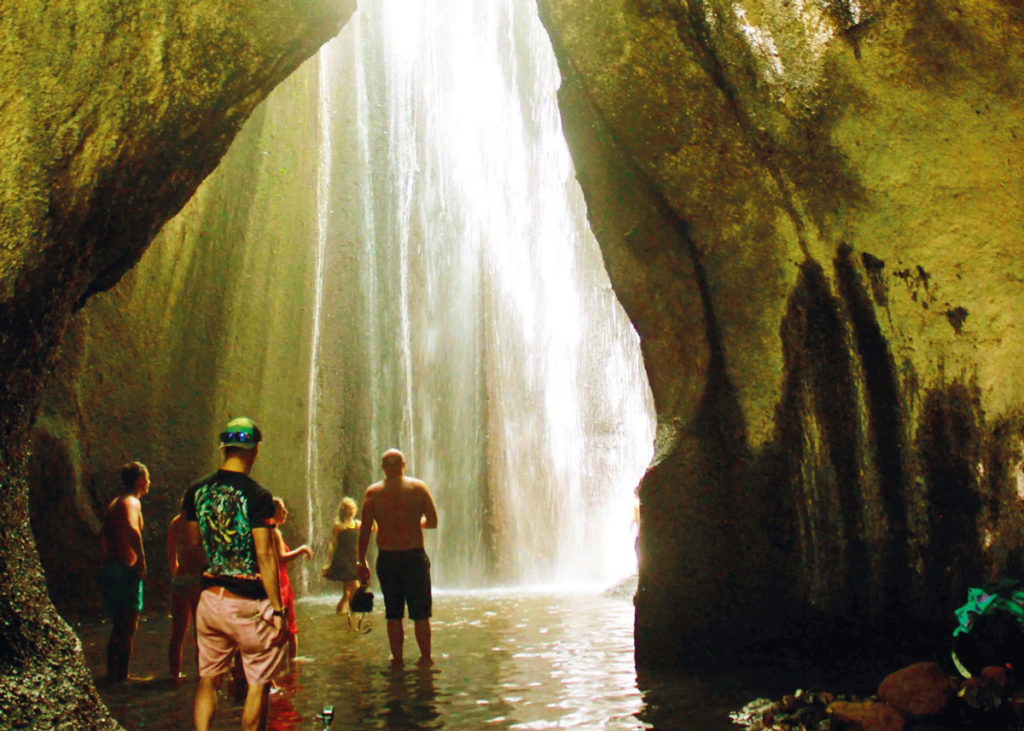 Tukad cepung waterfall1