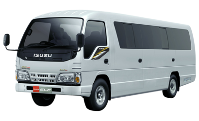 bali medium bus rental